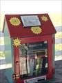 Image for Kansas' Highest Little Free Library -- Weskan, KS 67762