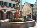 Image for Oberer Marktbrunnen - Weil der Stadt, Germany, BW