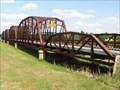 Image for Historic Route 66 - Overholser Bridge - Oklahoma City, Oklahoma.