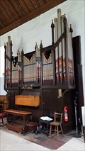 Image for Church Organ - St James the Great - Gretton, Northamptonshire