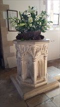 Image for Baptism Font - St Peter & St Paul - Exton, Rutland