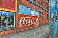 Image for Coca Cola Mural - Uxbridge MA
