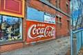 Image for Coca Cola Mural - Uxbridge MA