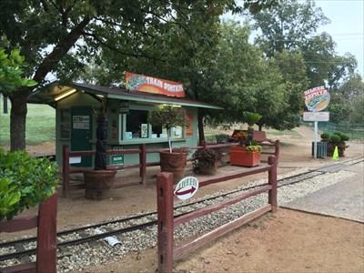 Zephyr Train Station, Austin, Texas