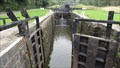 Image for Lock 75 On The Leeds Liverpool Canal - Ince-In-Makerfield, UK