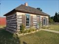 Image for Davis-Longan Log Cabin - Oklahoma Territorial Plaza - Perkins, OK
