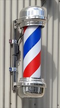 Image for The Barber League (outside) - Bend, OR