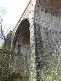 Hengoed 16 Arch Viaduct - Maesycwmmer, Wales.