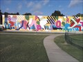 "Image for Jones Center ""Support"" Mural - Springdale AR"