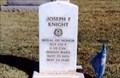 Image for Joseph F. Knight-Lubbock, TX