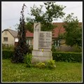 Image for Pomník obetem svetových válek - Pluhuv Ždár, Czech Republic