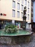 Image for Mohrenbrunnen - Schaffhausen, Switzerland