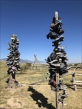 Image for Twin Shoe Trees - Lima, Montana