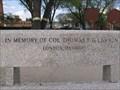 Image for Col. Thomas F. G. Lawson - Winnipeg, Manitoba