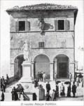 Image for Palazzo Pubblico (before 1884) - San Marino