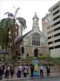 Image for OLDEST surviving Church in Brisbane - Old St Stephen's Church - Brisbane - QLD - Australia