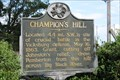 Image for Champion's Hill - Bolton, MS