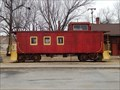 Image for Drumright Historical Society caboose - Drumright, Oklahoma USA