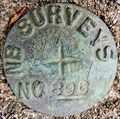 Image for Survey Marker 896 - Meductic, NB