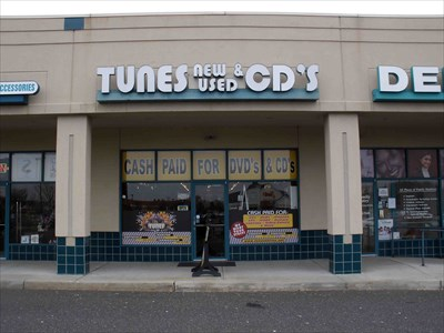 Tunes New & Used CD's - Voorhees, NJ - Independent Music Stores on