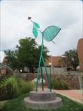 Image for Rising Dancer, Sangre de Cristo Arts Center - Pueblo, CO