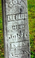 Image for Asa Camp - Riverside Cemetery, Apalachin, NY