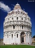 Image for Battistero di San Giovanni / Baptistery of St. John (Pisa)
