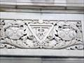 Image for Riverside Trust Building Frieze - Riverside, NJ