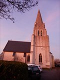 Image for Clocher Eglise Saint-Maurice de Souzay Champigny, France