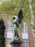 Image for geschlossener Friedhof der ev.-luth. St.-Gertrud-Kirche in Altenwerder - Hamburg, Germany