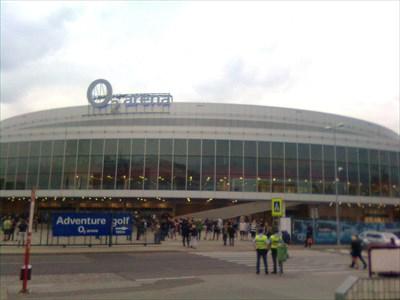 O2 Arena Vysocany, Praha