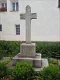 Image for Churchyard Cross - Simplon, VS, Switzerland