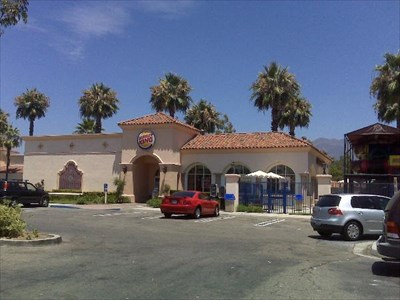 Burger king antonio rancho santa margarita ca for 18 8 salon rancho santa margarita