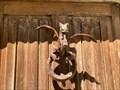 Image for Dragon Door Knocker - Luynes, France
