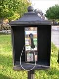 Image for Courthouse Square Park Payphone ~ Ocala Florida