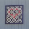 Image for Old St. John's Meeting House Quilt Square - Walhalla, SC