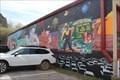 Image for Juicy Pig Mural -- Denton TX