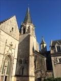 Image for Clocher de l'Eglise Paroissiale Saint-Martin - Ligugé, Nouvelle Aquitaine, France