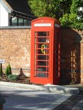 Image for Red Box with Defibrillator, Chaddesley Corbett, Worcestershire, England
