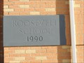 Image for 1990 - Roosevelt School - Red Lodge, MT