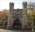 Image for Entrance Gate Norman Arch at Lister Park – Bradford, UK