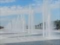 Image for La fontaine du Quai Paquet, Lévis, Qc, Canada