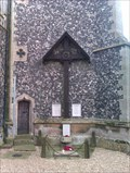 Image for Calvary Cross, St Mary's - Stratford St Mary, Suffolk