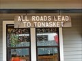 Image for Tonasket Visitor and Business Information Center - Tonasket, WA
