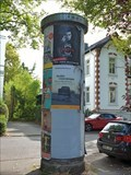 Image for Concrete Advertising Column - Rüngsdorfer Strasse - Bonn - NRW - Germany