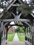 Image for St Georges Anglican Church Lychgate, Ajax, Ontario Canada