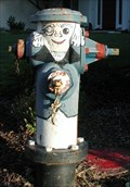 Image for Ben Franklin? Hydrant, Belmont, CA