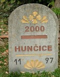 Image for Millennium stone  - Huncice, Czech Republic