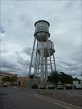 Image for Veteran's Hospital Water Towers - Albuquerque, New Mexico