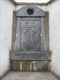Image for Pomnik Obetem 1 svetove valky - Hlina, Czech Republic